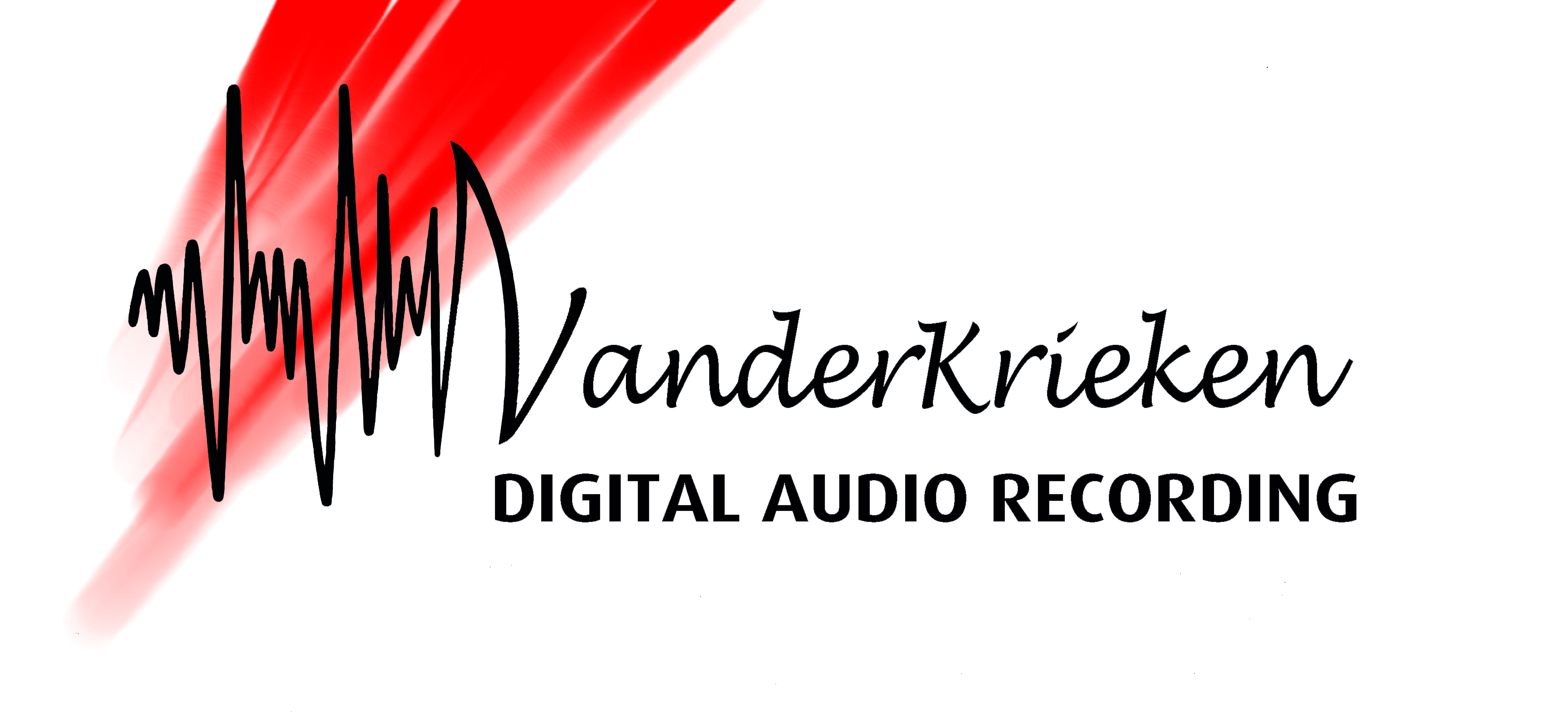 VanderKrieken Digital Audio Recording